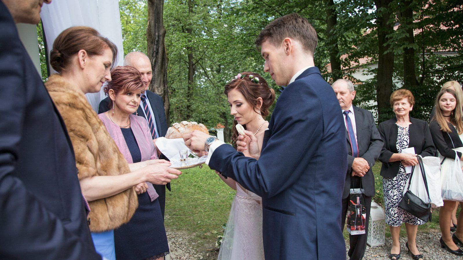 Fotografia ślubna Tarnów - Justyna i Michał - Reportaż i sesja plenerowa