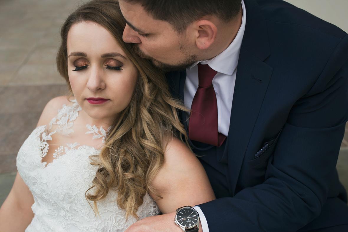 Fotografia ślubna Tarnów - Justyna i Martin - Reportaż i sesja plenerowa
