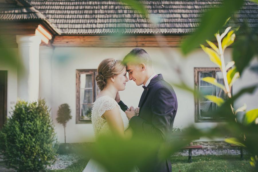ślubna sesja plenerowa Nowy Sącz