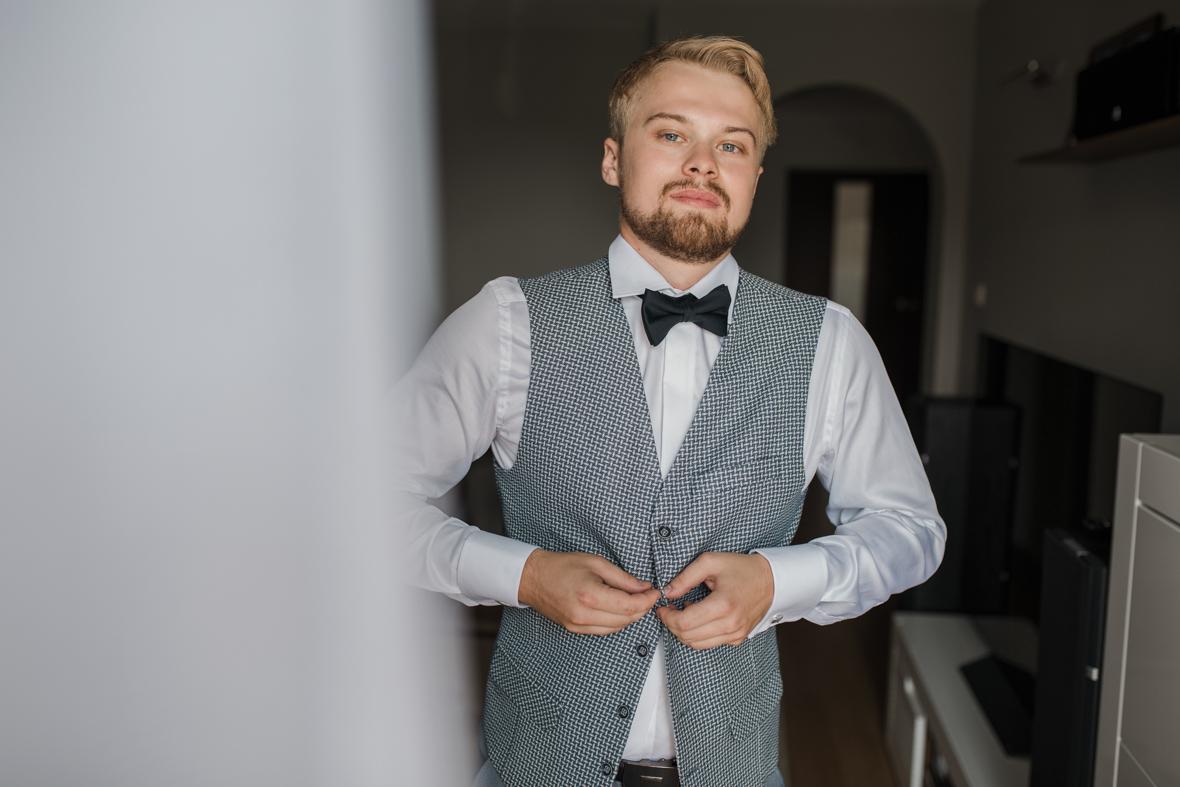 Fotograf ślubny Limanowa